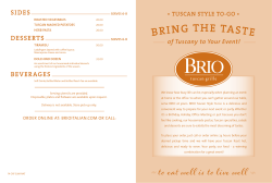 53919 BRIO Catering menu NAT.indd