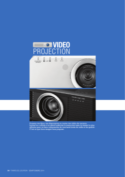 PROJECTION - Loca Images