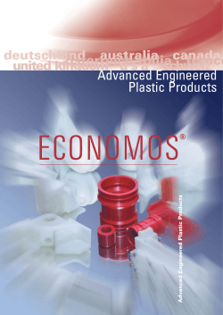 Advanced Engineered Plastic Products