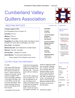 download aug 2014 newsletter