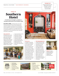 Southern Living Article _Southern Living
