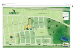 Site Plan - Rosehaven Homes