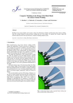 Full text (PDF) - Journal of Engineering Science and Technology