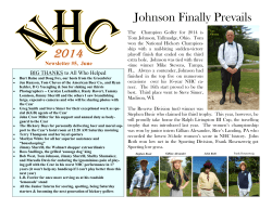 2014 NL-5 post - National Hickory Championship