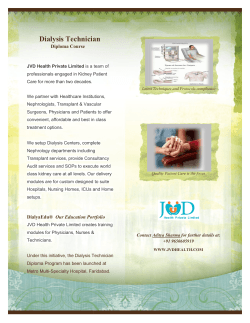 Brochure - JVD Health Private Limited