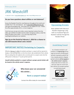 PDF Attachment - JRK Westcliff Luxury Apartment Homes