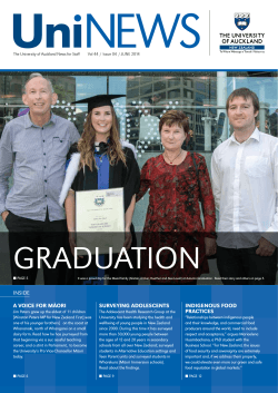 Issue 4 - The University of Auckland