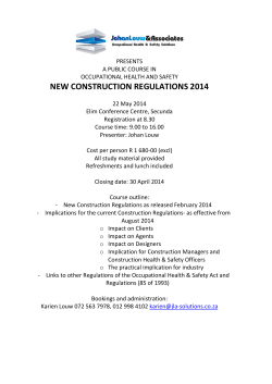 to download the new construction regulations