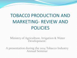 ips - Tobacco Control Commission