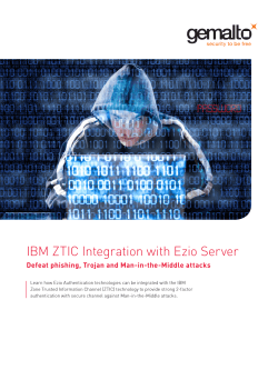 IBM ZTIC Integration with Ezio Server