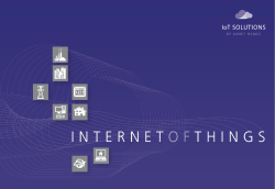 Download free IoT presentation