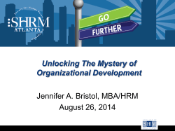 Download PowerPoint - SHRM