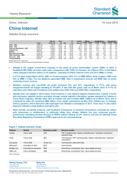 China Internet - Research