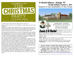 St Sharbel Mission—Raleigh ,NC