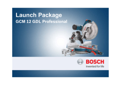 Launch Package GCM 12 GDL Professional - gettoolsdirect