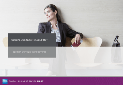 Read about the highlights - American Express Global Business Travel