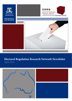 ERRN Newsletter APR 2014 (updated)