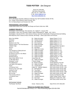 Updated Resume 3-5-2014