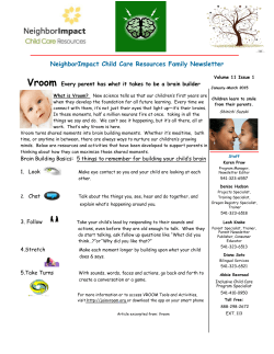 Family Newsletter English