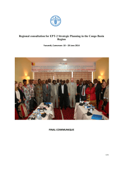 Regional consultation for EPT-2 Strategic
