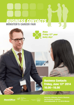 CoMpanies - Business Contacts