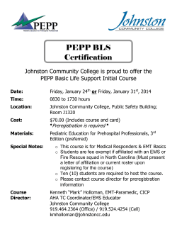 PEPP BLS Course