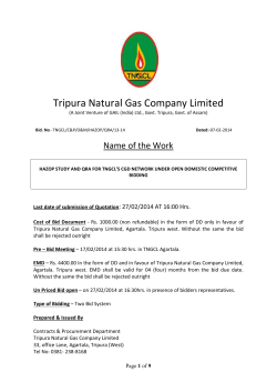 download the File - Tripura Natural Gas Company Limited
