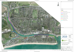 Shoreham Adur Tidal Walls Reach Design Names