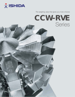 CCW-RVE Series - Heat and Control