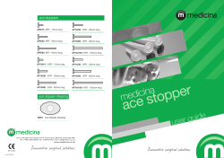 ace stopper - Eurosteriel Medical