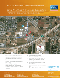 Clovis RT Park 1.38 AC - FresnoCountyCities.com