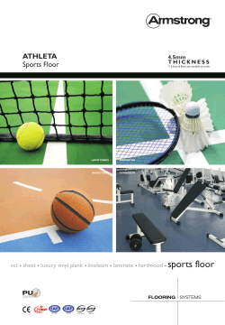 ATHLETA Sports Floor
