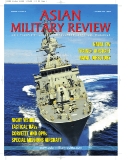 AMR - Asian Military Review