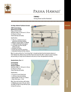 Pasha Hawaii®