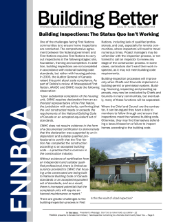2014-Spring-Special-Edition-FNNBOA-Newsletter