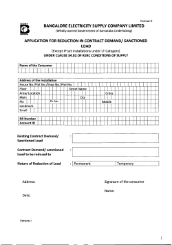 form 10-application for reduction in load