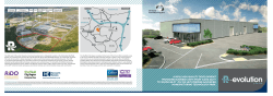 brochure. - Sheffield City Region Enterprise Zone