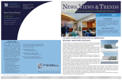 Quarterly Company Newsletter