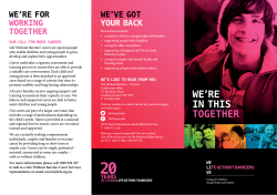 lwb out of home care victoria brochure
