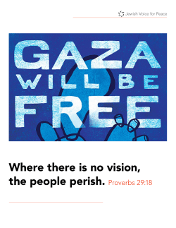 Where there is no vision, the people perish. Proverbs 29:18