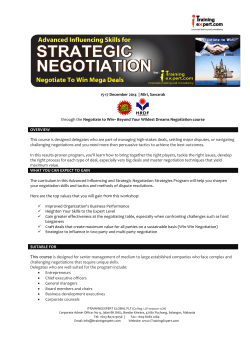 download brochure - Training Provider in Malaysia