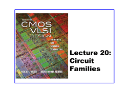 Lecture 20: Circuit Families
