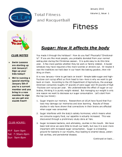 Download January 2015 Newsletter Here!