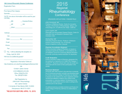 Event Brochure - Internal Medicine