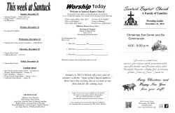 today Santuck Baptist Church