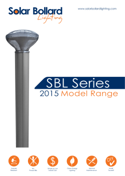 SBL Product Range 2015 copy