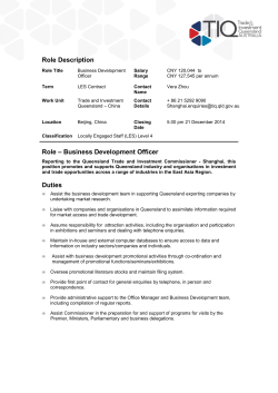 2014_Business Development Officer _Beijing_LES 4