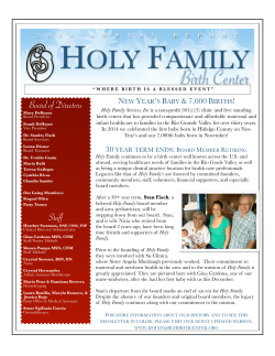 Download File - Holy Family Birth Center