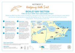 fact sheet - Rottnest Island