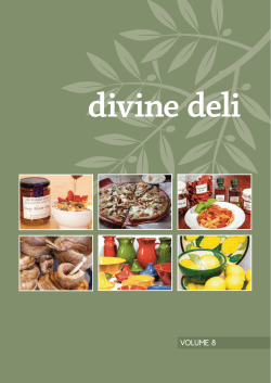 Download (PDF) - Divine Deli Supplies Ltd